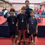 Al Centro Olimpico di Senigallia un torneo regionale