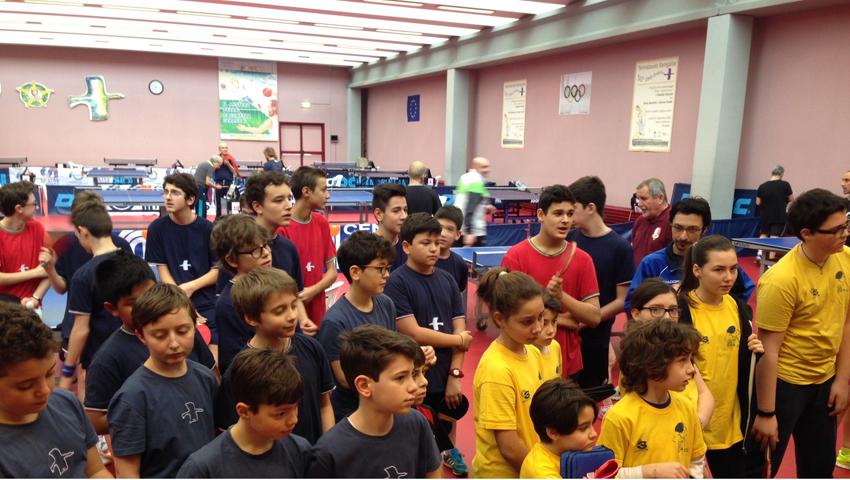 Tennistavolo, tutti i vincitori del 3° torneo regionale del Csi