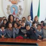 Alunni in visita al Castello di Falconara