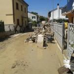A Senigallia resta l'allarme alluvione