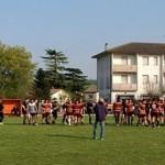 Il Sena Rugby conquista la vetta del girone
