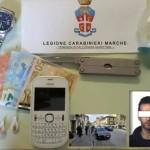Un altro spacciatore di droga arrestato dai carabinieri
