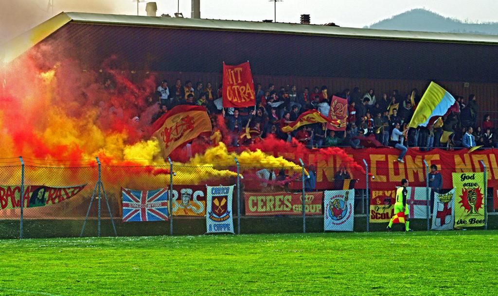 Sant'Angelo in Vado intitola lo stadio ad Antonio Ceccarini
