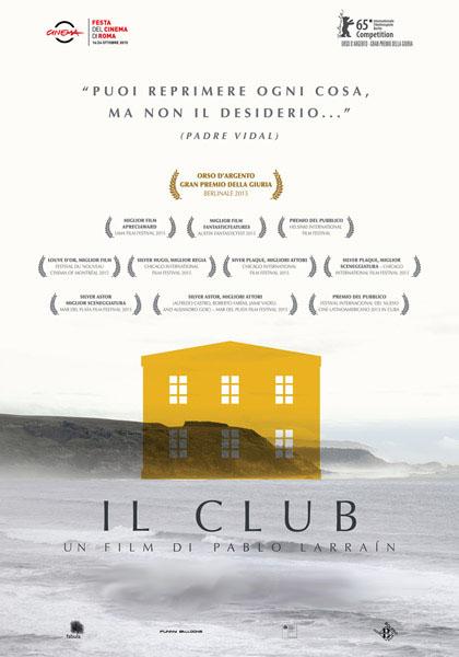 Martedì alla Piccola Fenice The club di Pablo Larraìn