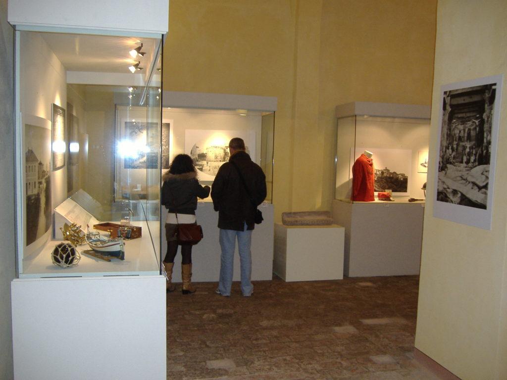 Una mostra fotografica al museo di Mondolfo