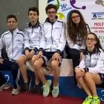 Quattro giovani del Tennistavolo Senigallia ai tricolori
