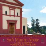 A Castel Colonna si inaugura la chiesa restaurata