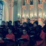Impegni e soddisfazioni per la Cappella musicale del Duomo di Fano