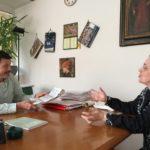 L'entusiasmo di Bonita Cleri per rilanciare Fermignano