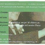 Tante iniziative a Senigallia per la Festa della Repubblica