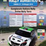 Senigallia è pronta per il  23° Rally dell'Adriatico