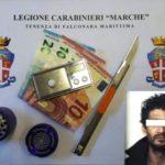 Giovane tunisino arrestato per spaccio di droga