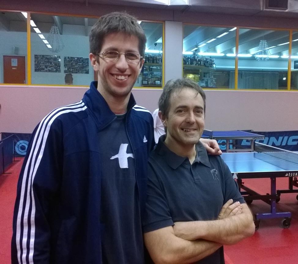 Corso di formazione del Coni al Centro Olimpico Tennistavolo