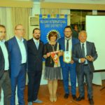 L'Ancona Calcio si presenta al Rotary di Falconara