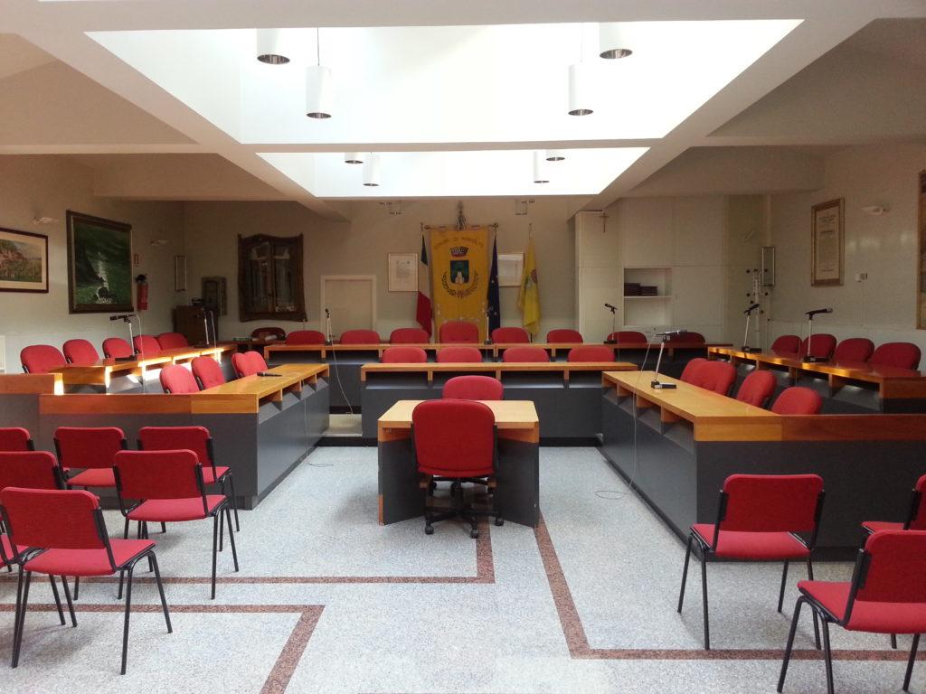 Giovedì a Mondolfo il primo Consiglio dell'era Barbieri