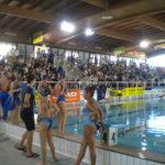Aperti a Senigallia i campionati nazionali Uisp di nuoto sincronizzato
