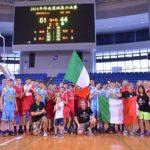 La Pallacanestro Senigallia vince il torneo giovanile Under 18 a Shenzhen in Cina
