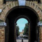SENIGALLIA / Da venerdì a domenica Porta Lambertina si illuminerà con i colori della bandiera europea