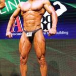 Fabio Ferraiuolo è il nuovo campione italiano di bodybuilding 2016