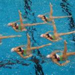 A Senigallia arrivano le campionesse del nuoto sincronizzato