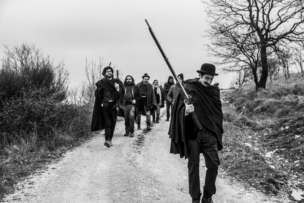 La Banda Grossi, prosegue la realizzazione del film di Claudio Ripalti