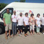 I deumidificatori della Caritas assegnati ad altre dieci famiglie di Marotta
