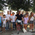 Amministratori e cittadini puliscono il meraviglioso borgo di San Vito