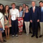 Il Rotaract Club di Senigallia premiato per la sua attività