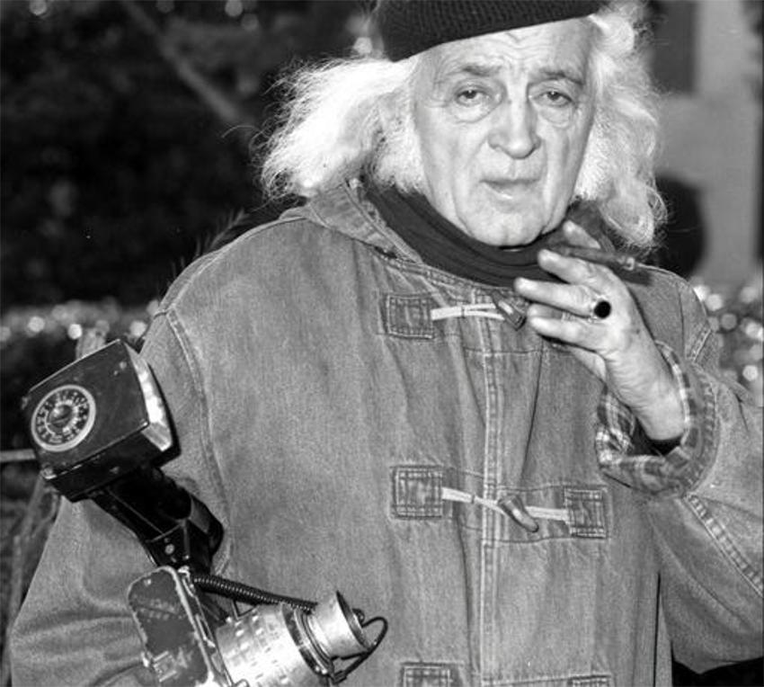 A Fermo un omaggio al Maestro della fotografia Mario Giacomelli