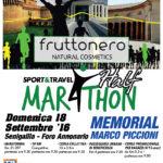 """Domenica a Senigallia la VI edizione di """"Sport & Travel Half Marathon"""""""