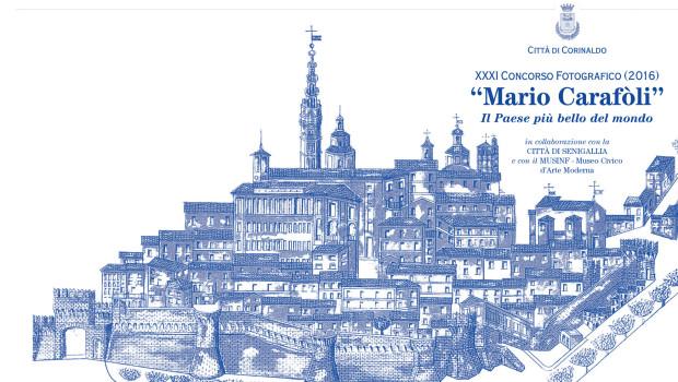 Domenica torna a Corinaldo il concorso fotografico dedicato a Mario Carafòli