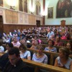 Il social Pane Fresco da Senigallia arriva all'Università Pontificia Antonianum