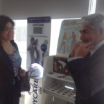 CHIARAVALLE / L'ambasciatrice del Salvador visita Joycare