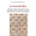 La Veste del Libro, una bella mostra a Senigallia