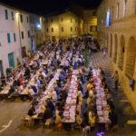 Amatriciana in piazza, a Serra de' Conti una serata da ricordare