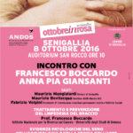 Convegni e cibi sani: un mese di impegni per l'Andos di Senigallia