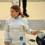 Scherma, la giovanissima senigalliese Maya Cingolani prenderà parte al Trofeo Coni