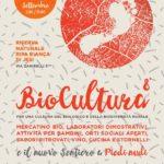 Domenica a Jesi per Biocultura 2016 a piedi nudi nella riserva di Ripa Bianca
