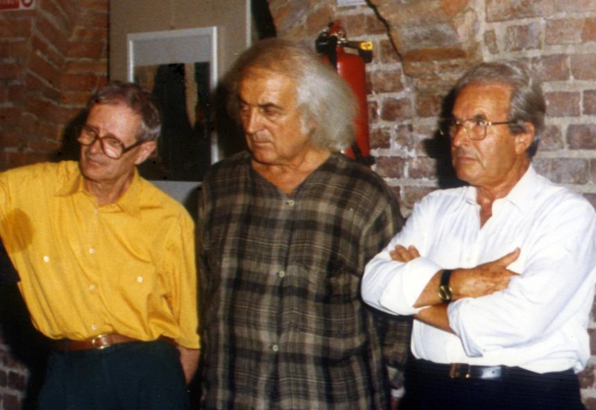 Urbino dedica una mostra all'artista senigalliese Dante Panni