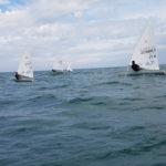 La squadra Laser del Team Sailing Senigallia-Marotta impegnata su più fronti