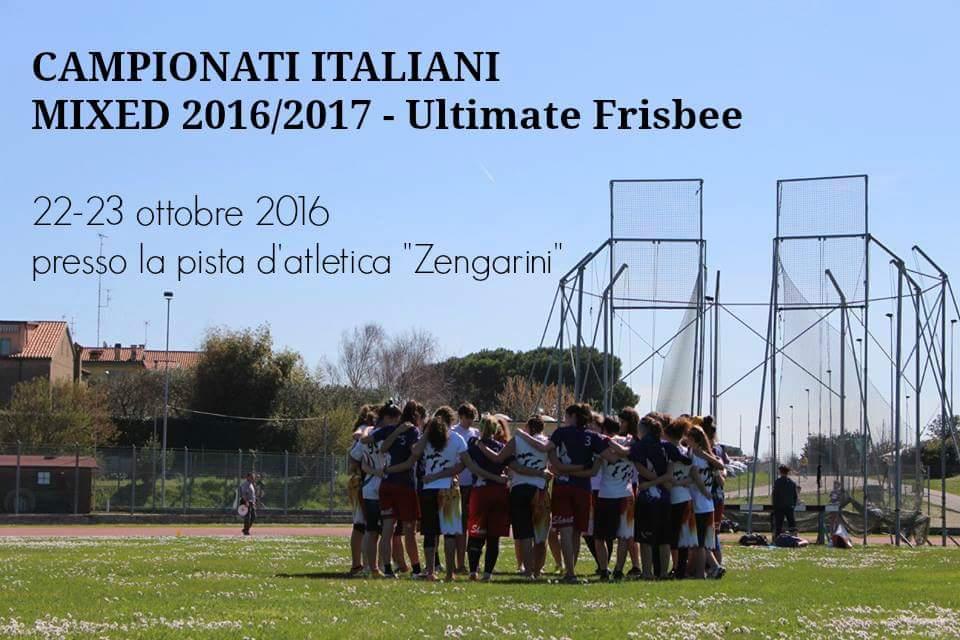 Fano ospita i Campionati Italiani di Ultimate Frisbee