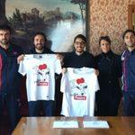 Mondolfo si mobilita per  sostenere i coach di volley marottesi Bertini e Burini