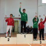 SCHERMA / Il senigalliese Simone Santarelli si aggiudica il Trofeo del Conero