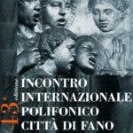 Il Liceo Artistico Apolloni realizza un bassorilievo per l'Incontro Internazionale Polifonico città di Fano