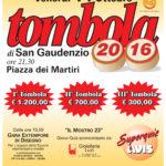 Venerdì Ostra festeggia il patrono San Gaudenzio, la Pro Loco impegnata per la tombola