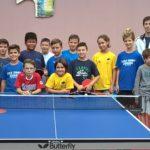 SENIGALLIA / Al Centro Olimpico Tennistavolo parte il Progetto Giovani