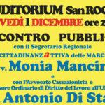 Le conseguenze del referendum: Senigallia Bene Comune ne discute giovedì all'auditorium San Rocco