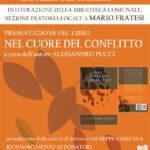 """CAMERATA PICENA / Al Castello del Cassero la presentazione del libro di Alessandro Pucci """"Nel cuore del conflitto"""""""