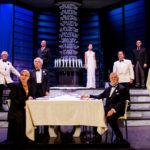 FANO / Sabato la compagnia di Dieci piccoli indiani… e non rimase nessuno! incontra il pubblico al Teatro della Fortuna