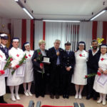 JESI / Consegnate le croci di anzianità alle infermiere volontarie